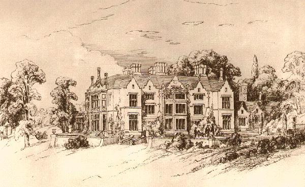 Florence Nightingale Embley Park
